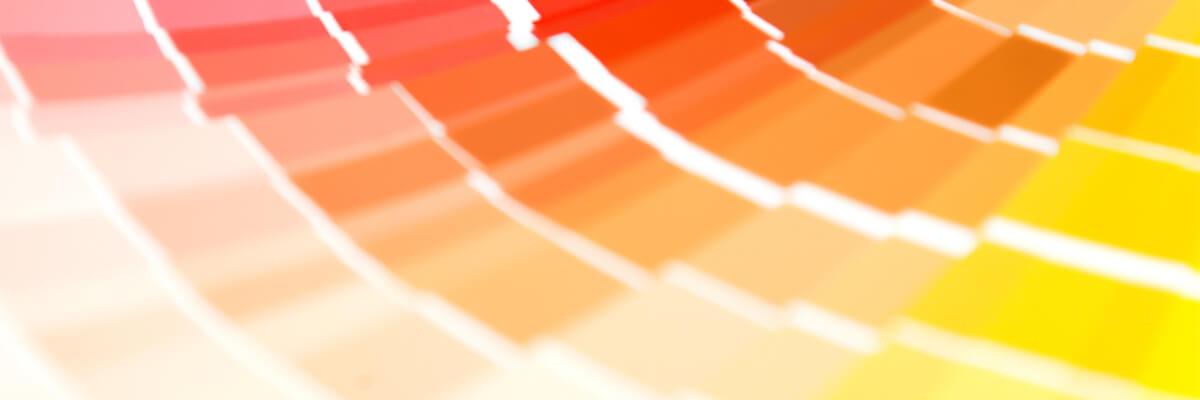 Änderungen 2020 DIALOGPOST | Bild von einem Farbfächer | staufendirekt