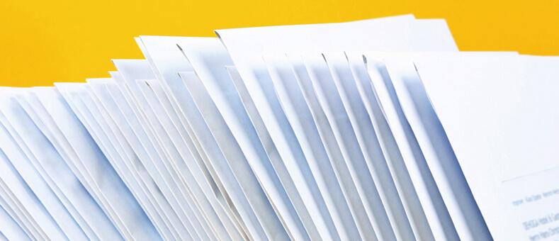 Änderungen 2020 | Transaktionsdruck und Versand | Mehrere ein kuvertierte Lohnabrechnungen | Befragung versenden