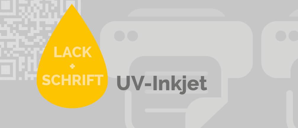 Codierte und nummerierte Druckprodukte mit UV-Inkjet