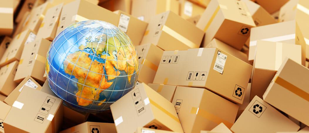 Codierte und nummerierte Druckprodukte weltweit versenden